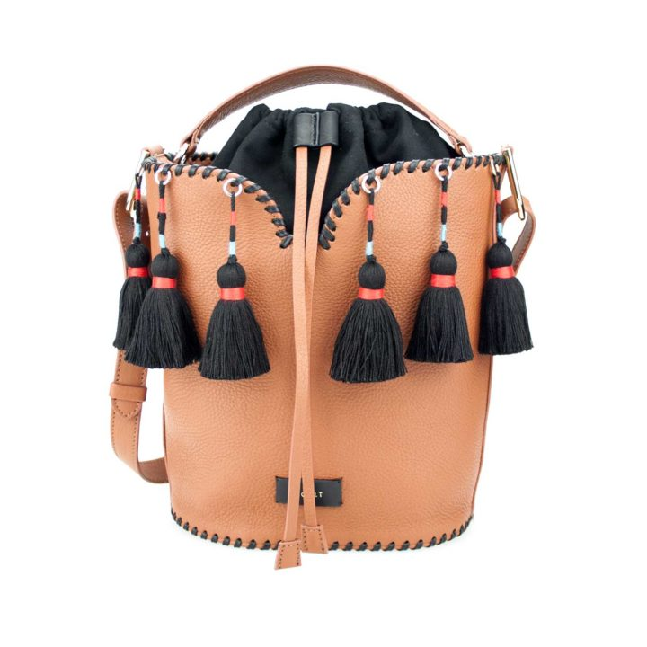 Sackville Bucket Bag cuir, Coolt, made in Italy