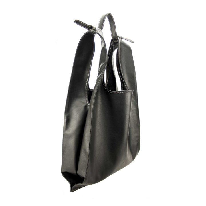 Bobos bag black. Coolt, Fall 2018, Made in Italy