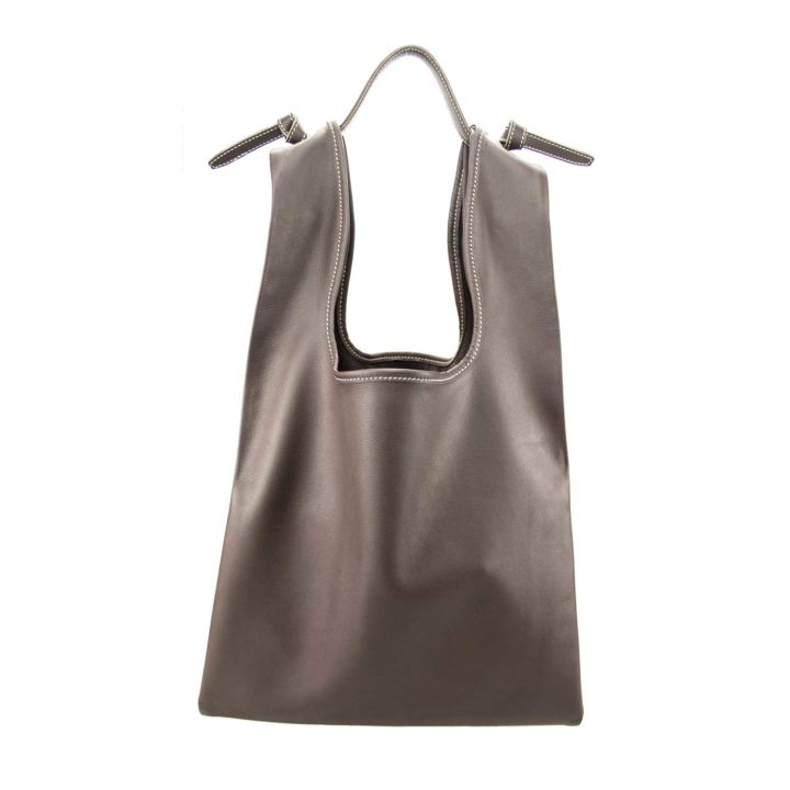 Bobos bag brown. Coolt, Fall 2018, Made in Italy