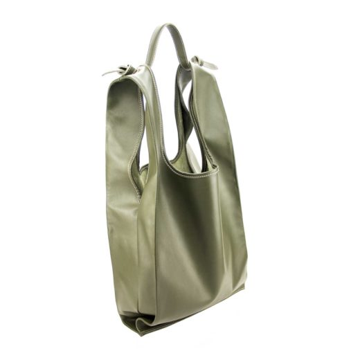 Bobos bag olive. Coolt, Fall 2018, Made in Italy