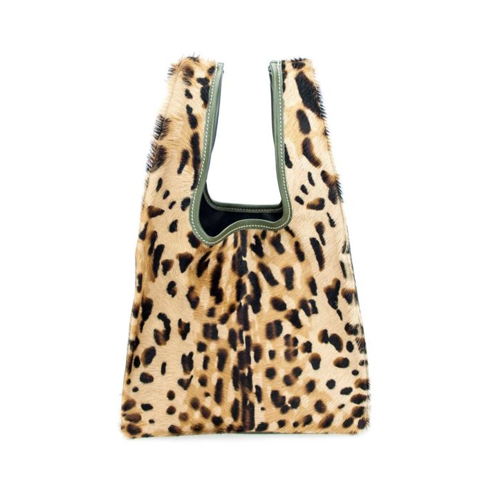 Bobos minibag feline olive. Coolt, Fall 2018, Made in Italy