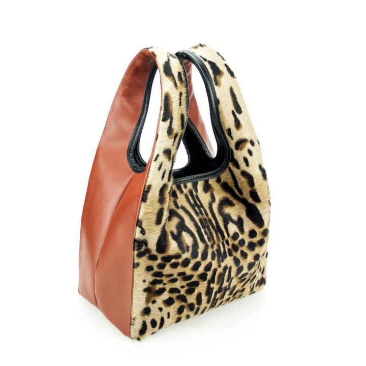 Bobos minibag feline rust. Coolt, Fall 2018, Made in Italy