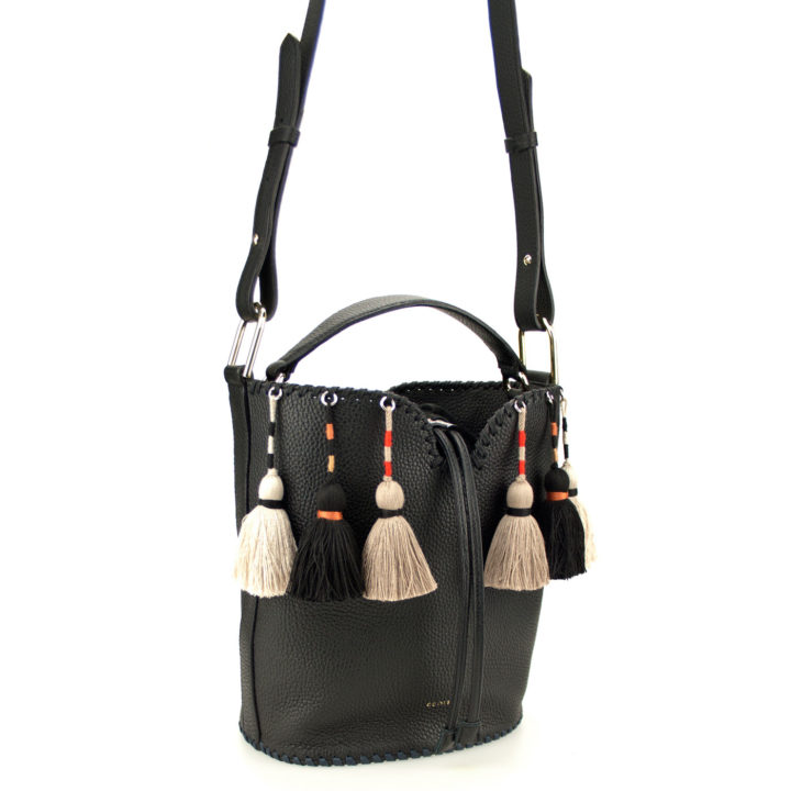 Sackville Bucket Bag black. Coolt, Fall 2018, Made in Italy