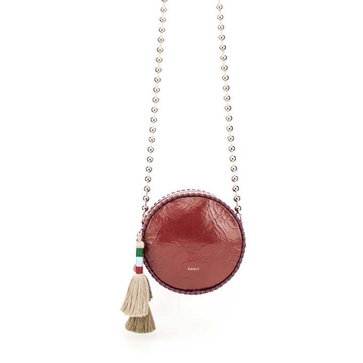 Gitane mini burgundy. Coolt, Fall 2019, Made in Italy